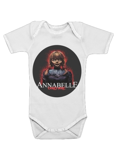 Onesies Baby annabelle comes home
