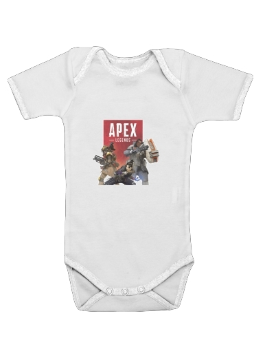 Apex Legends for Baby short sleeve onesies