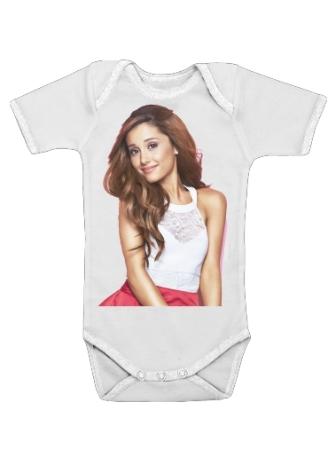 Ariana Grande for Baby short sleeve onesies