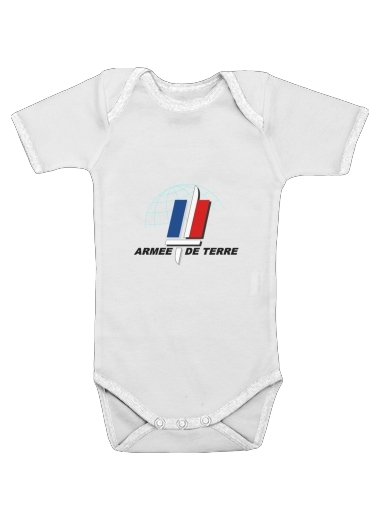 Onesies Baby Armee de terre - French Army