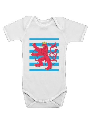 Onesies Baby Armoiries du Luxembourg
