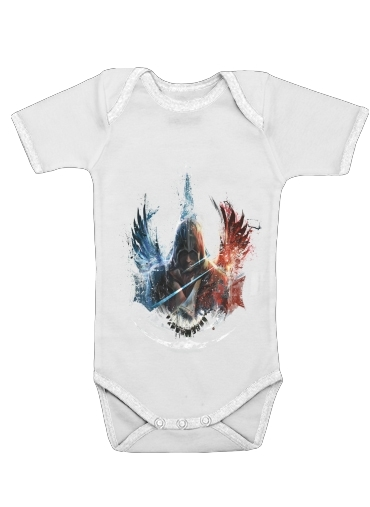 Arno Revolution1789 for Baby short sleeve onesies