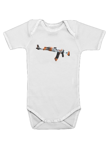 Onesies Baby Asiimov Counter Strike Weapon