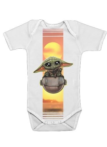 Onesies Baby Baby Yoda