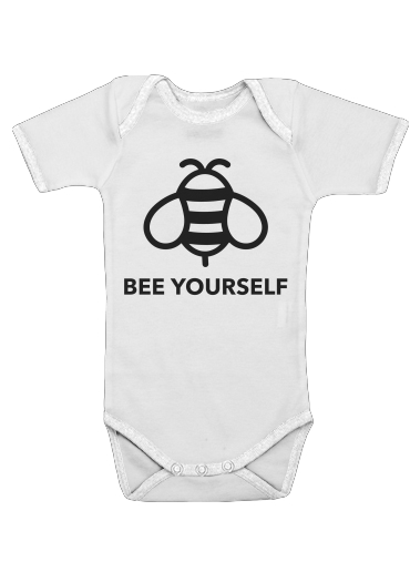 Onesies Baby Bee Yourself Abeille