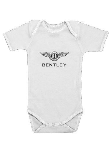 Bentley for Baby short sleeve onesies