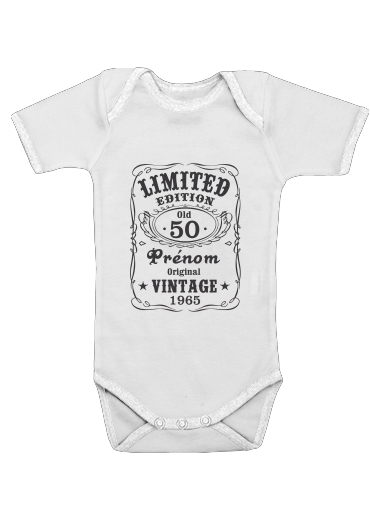 Onesies Baby Birthday Custom Jack Daniels