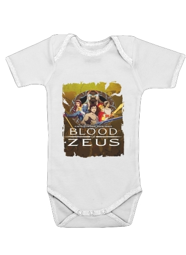 Onesies Baby Blood Of Zeus