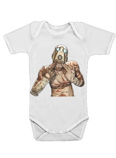 Onesies Baby Borderlands Fan Art