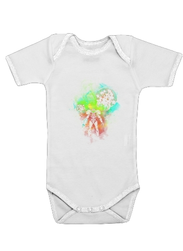 Bounty Hunter Art for Baby short sleeve onesies
