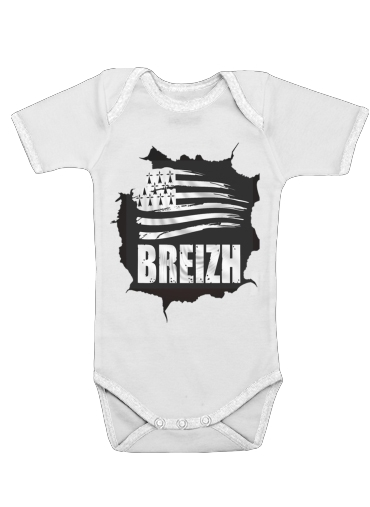 Onesies Baby Breizh Bretagne