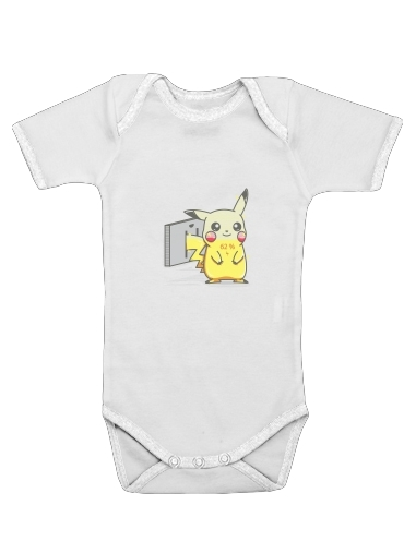 Charge for Baby short sleeve onesies