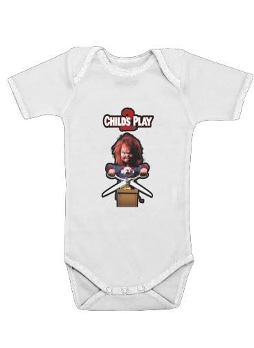 Child's Play Chucky for Baby short sleeve onesies