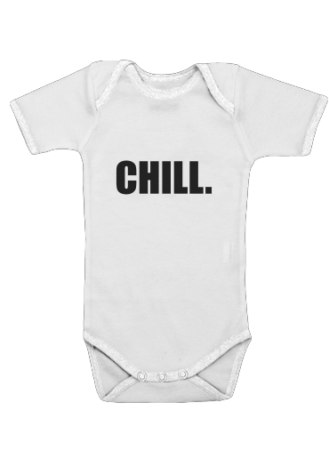 Chill for Baby short sleeve onesies