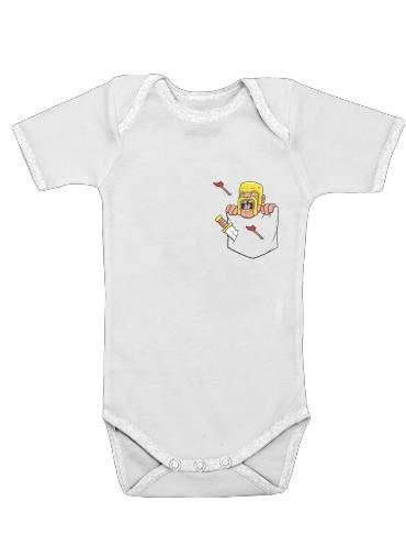 Onesies Baby Clash Pocket