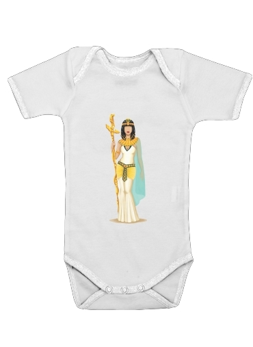 Cleopatra Egypt for Baby short sleeve onesies