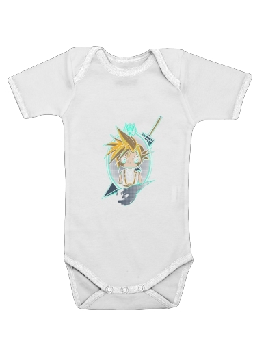 Onesies Baby Cloud Portrait