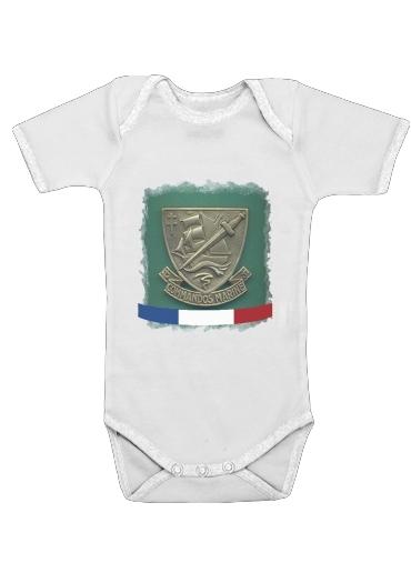 Onesies Baby Commando Marine