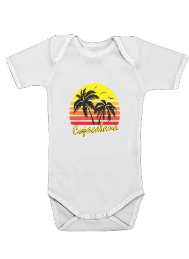 Copacabana Rio for Baby short sleeve onesies