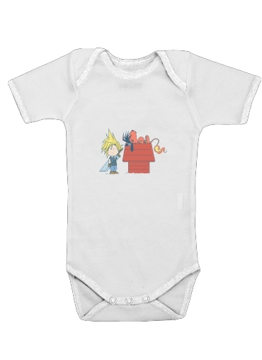 Cosmo Memory for Baby short sleeve onesies