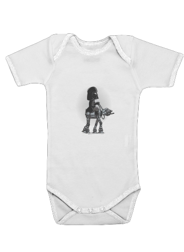 Baby short sleeve onesies for Dark Walker