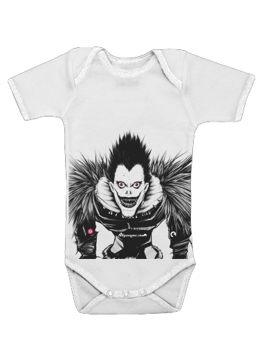 Death Note  for Baby short sleeve onesies