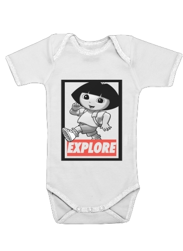 Onesies Baby Dora Explore
