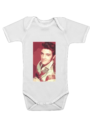 El for Baby short sleeve onesies