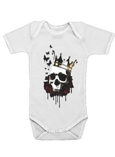 Onesies Baby El Rey de la Muerte