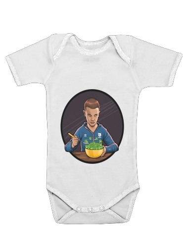 Onesies Baby Eleven Stranger Things
