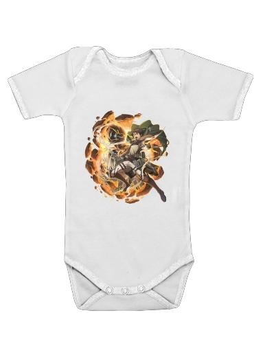Onesies Baby Eren Titan