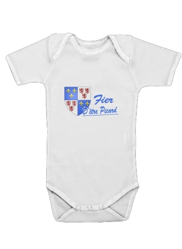 Onesies Baby Fier detre picard ou picarde
