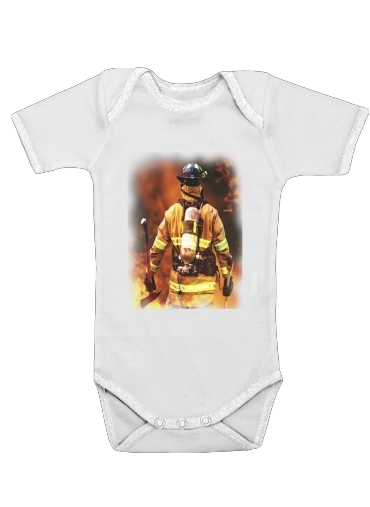 Onesies Baby Firefighter