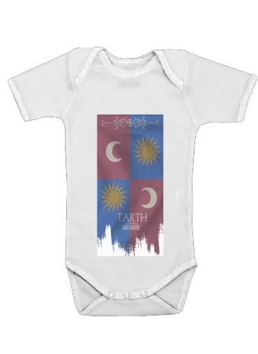 Onesies Baby Flag House Tarth