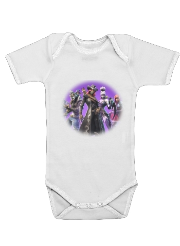 fortnite Season 6 Pet Companions for Baby short sleeve onesies