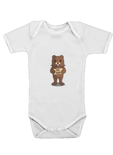 Free Hugs for Baby short sleeve onesies