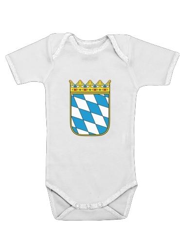 Onesies Baby Freistaat Bayern
