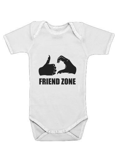 Onesies Baby Friend Zone