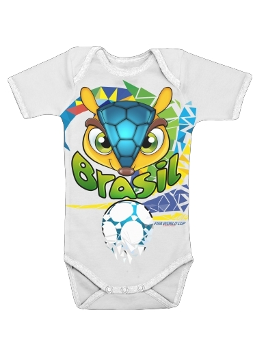 Fuleco for Baby short sleeve onesies