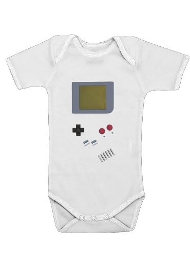 GameBoy Style for Baby short sleeve onesies