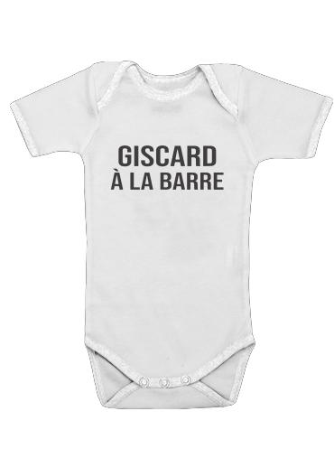 Onesies Baby Giscard a la barre