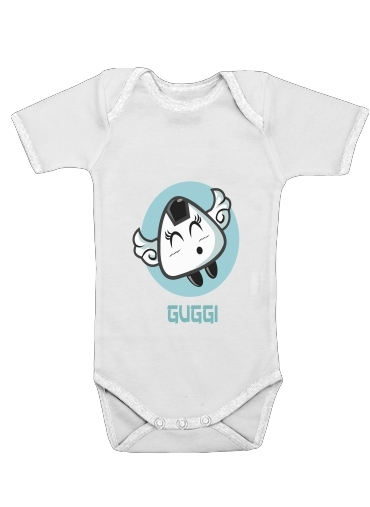 Guggi for Baby short sleeve onesies