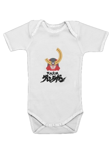 Guren Mecha for Baby short sleeve onesies