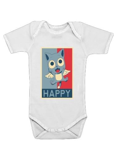 Onesies Baby Happy propaganda