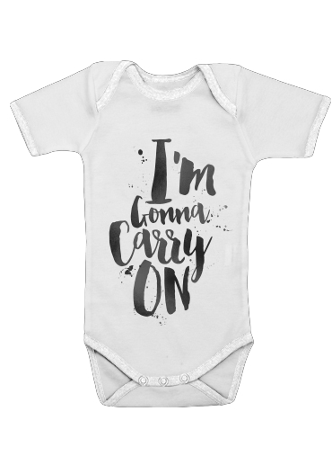 I'm gonna carry on for Baby short sleeve onesies