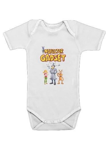 Onesies Baby Inspecteur gadget
