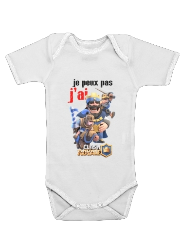 Inspired By Clash Royale for Baby short sleeve onesies