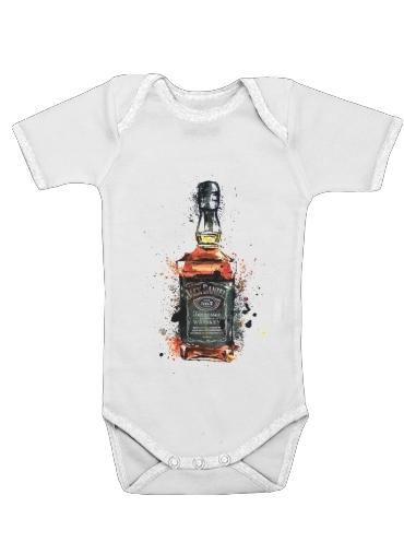 Onesies Baby Jack Daniels Fan Design
