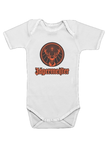 Jagermeister for Baby short sleeve onesies