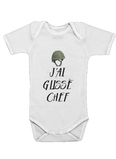 Onesies Baby Jai glisse chef